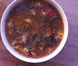 海带丝鸡蛋汤的做法