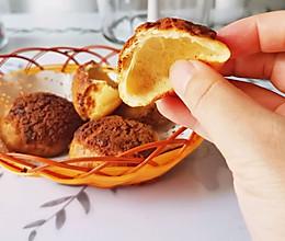 好吃到舔手指的红糖脆皮泡芙的做法