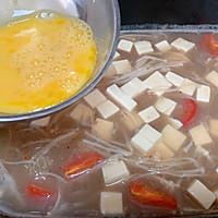 #秋天怎么吃#酸辣汤的做法图解5