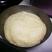 【面包机版】兔兔热狗面包的做法图解4