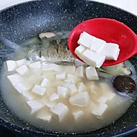 香菇豆腐鲫鱼汤#科学调养,食力呵护健康#的做法图解9