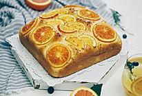 香橙血橙桂花面包的做法