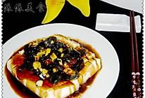 皮蛋蒸豆腐的做法