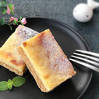 下午茶 饭后甜点-炼奶柠檬块