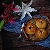 蔓越莓乳酪面包的做法图解13