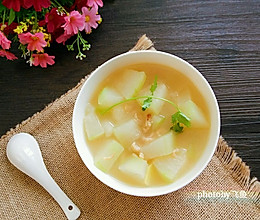 鸭架海米冬瓜汤的做法