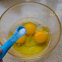 虾仁蒸蛋的做法图解2