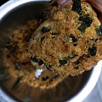 海苔肉松卷,咸甜适口的做法图解15