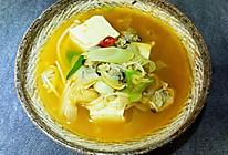 鲜掉眉毛蛤蜊汤的做法