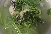 海蛎子萝卜粉丝汤的做法