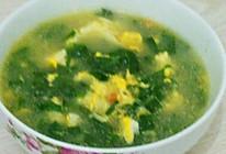 小葱鸡蛋汤的做法