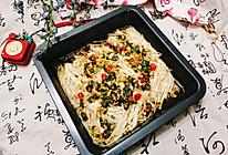 #全电厨王料理挑战赛热力开战!#简单到没朋友的快手蒜蓉金针菇的做法