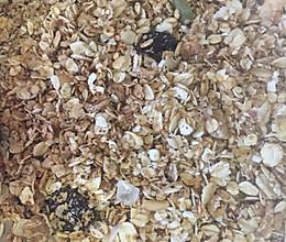 坚果炒燕麦片的做法