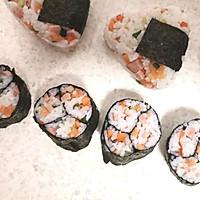 最简单的的寿司做法的做法图解9