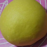 南瓜紫薯早餐包的做法图解2