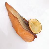 #爽口凉菜,开胃一夏!#烤三文鱼的做法图解6