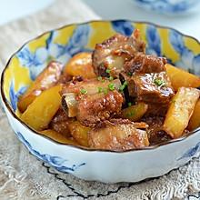 #橄享国民味 热烹更美味#解馋下饭的糖醋排骨土豆