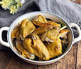 电饭锅版盐焗鸡的做法