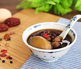 养血养肝 黑豆养生茶的做法