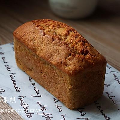 ~南瓜磅蛋糕~丰收季的香甜点心(三)