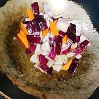 菠萝咕咾虾的做法图解4