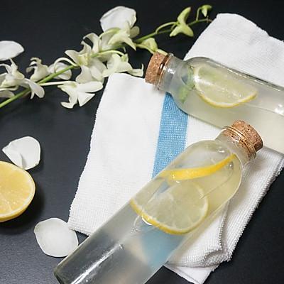海盐柠檬苏打水