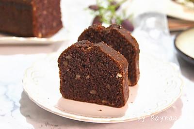 低糖少油黑米奶酪磅蛋糕