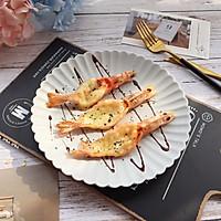 奶酪焗大虾#精品菜谱挑战赛#的做法图解7