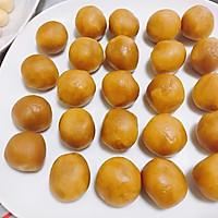 马卡龙色千层蛋黄酥 中式糕点#每道菜都是一台食光机#的做法图解20