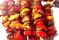 解馋美食❗️韩式烤肉串的做法