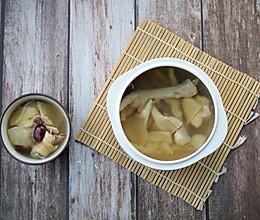 花胶鸡脚汤的做法