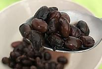 咸甜可口煮黑豆(备孕好食材)的做法