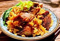 电饭煲红烧排骨焖饭的做法