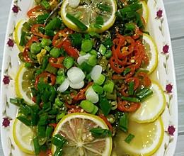 柠檬鱼的做法