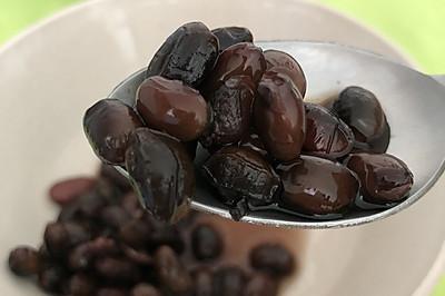咸甜可口煮黑豆(備孕好食材)