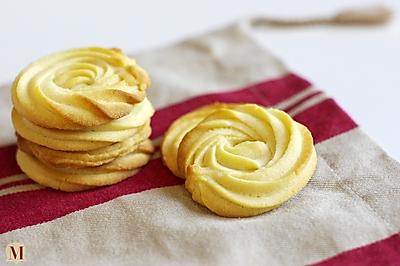 丹麦蓝罐黄油曲奇 Danish Butter Cookie