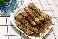 蒜香椒盐皮皮虾的做法
