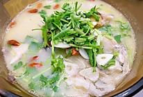熬出一锅浓白的鱼汤 清炖罗非鱼的做法