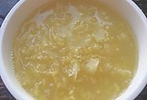银耳绿豆粥的做法