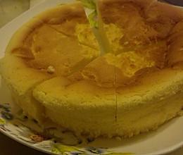 轻奶油奶酪蛋糕的做法