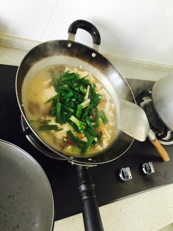 豆腐鸭血汤的做法