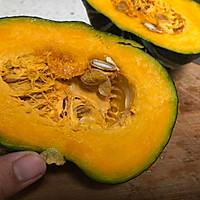 #硬核菜谱制作人#最朴素的贝贝南瓜的做法图解2