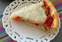 纯素果蔬披萨的做法