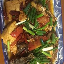 鲶鱼焖豆腐