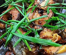 红烧鮰鱼的做法