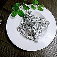 不用洗碗的锡纸盐焗鸡腿【烤箱懒人菜】蜜桃爱营养师私厨的做法图解6