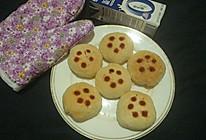 豆沙白酥饼的做法