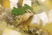 黄骨鱼豆腐汤这样做,汤白味鲜肉嫩的做法