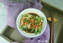 夏天最喜欢吃的蒜香秋葵,让你胃口大开的做法