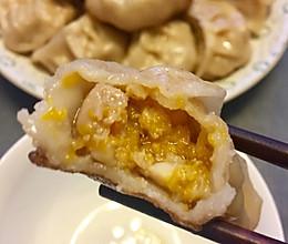 虾仁锅贴的做法